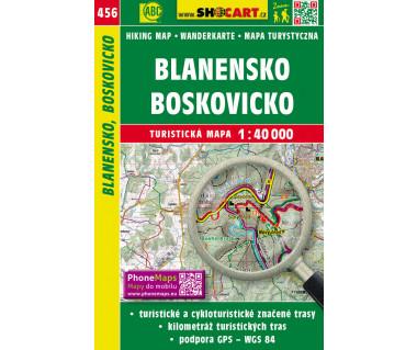 CT40 456 Blanensko, Boskovicko