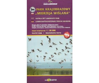 """Park Krajobrazowy """"Mierzeja Wiślana"""""""