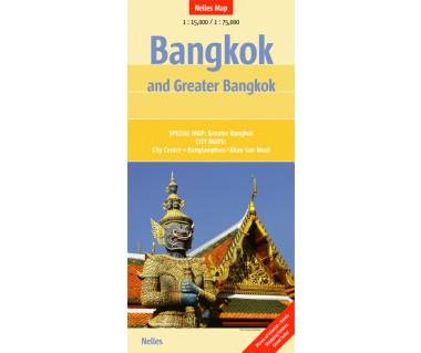 Bangkok (and Greater Bangkok)