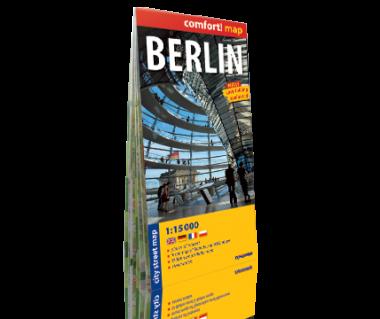 Berlin plan laminowany