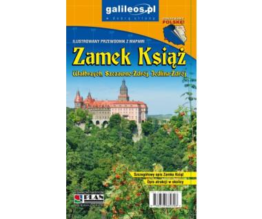 Zamek Książ. Ilustrowany przewodnik z mapami