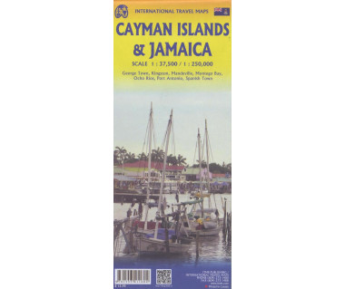 Jamaica & Cayman Islands
