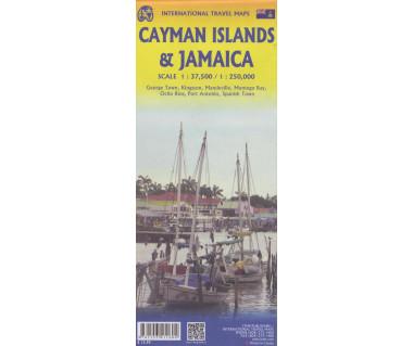 Jamaica & Cayman Islands
