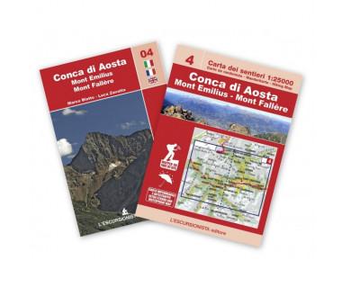 Conca di Aosta - Mont Emilius - Mont Fallère (4)