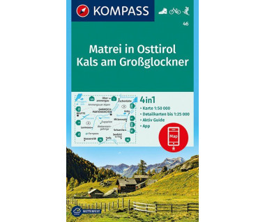 K 46 Matrei in Osttirol, Kalms am Grossglockner