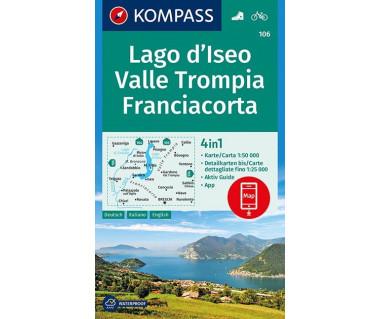 K 106 Lago d'Iseo, Franciacorta