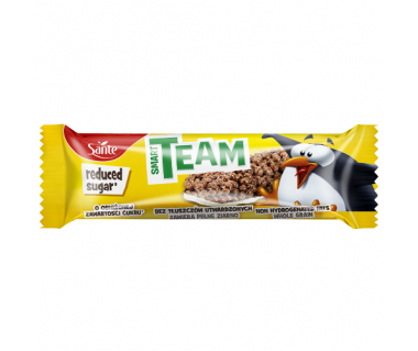 Baton Smart Team kakaowy 25 g