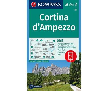 K 55 Cortina d'Ampezzo