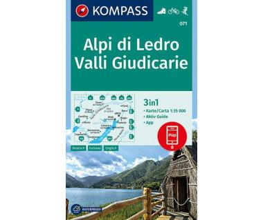 K 071 Alpi di Ledro, Vialli Giudicarie