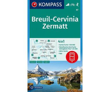 K 87 Breuil-Cervinia, Zermatt