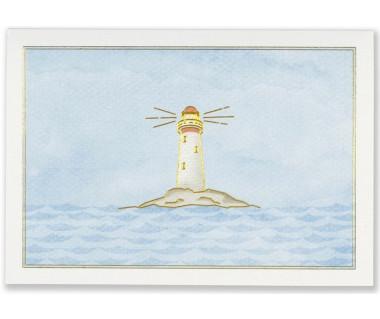 Kartka mini Lighthouse