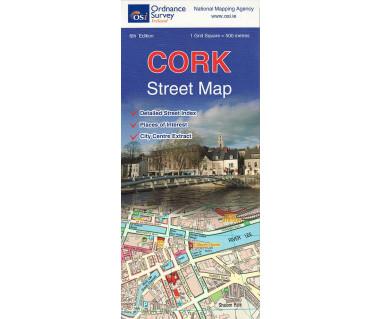 Cork street map