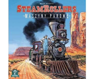 Steam Rollers - Maszyny Parowe