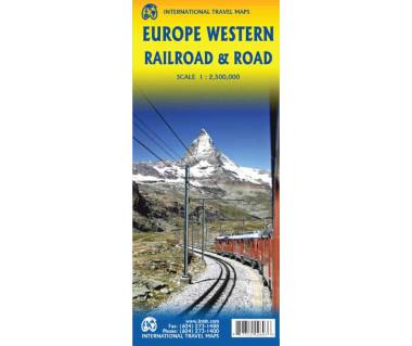 Europe Western Railroad & Road