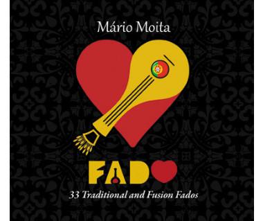 Mario Moita - Fado. 33 Traditional and Fusion Fados 2 CD