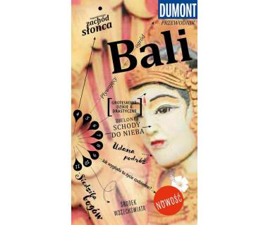 Bali (z dużą mapą wyspy)