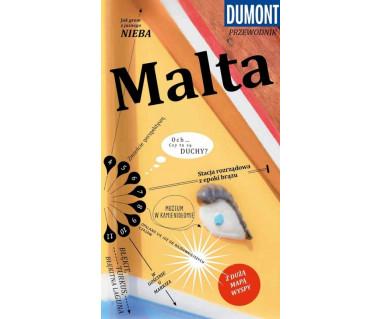Malta (z dużą mapą kraju)