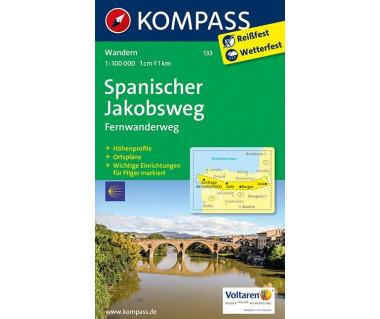 K 133 Spanischer Jakobsweg / Camino