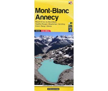 Mont-Blanc Annecy (02) - Mapa