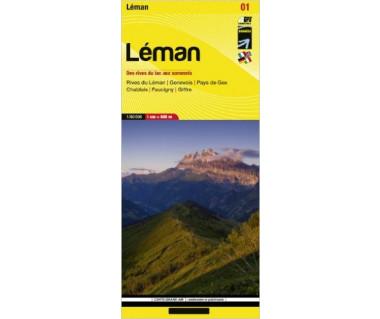 Leman (01) - Mapa