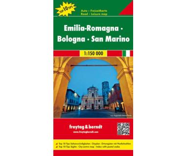 Emilia-Romagna, Bologna, San Marino