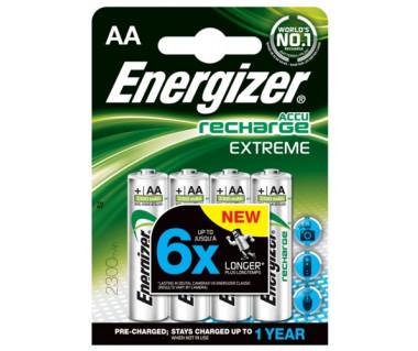 Akumulator R 6 NiMH Extreme 2300mAh Energizer