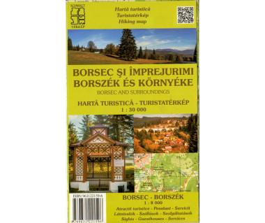 Borsec and surroundings