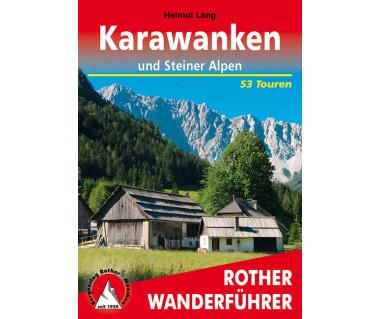 Karawanken und Steiner Alpen