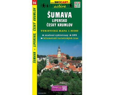 CT50 36 Sumava-Lipensko, Cesky Krumlov