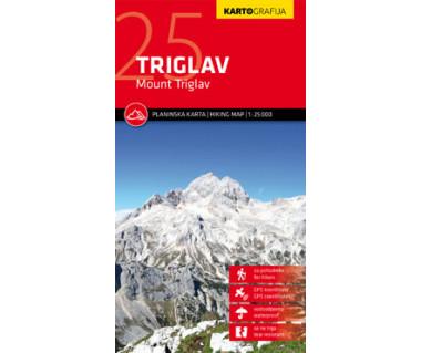Triglav, Mount Triglav