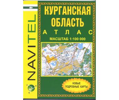 Obwód Kurgański atlas