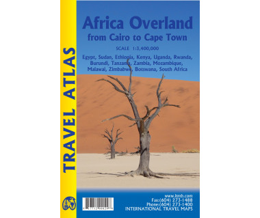 Africa Overland from Cairo to Cape Town