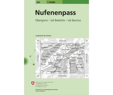 BAL 265 Nufenenpass