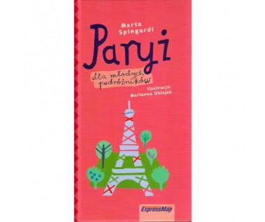 Paryż dla młodych podróżników