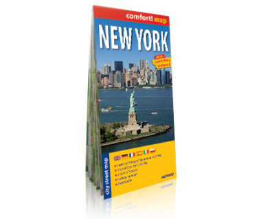 New York plan laminowany