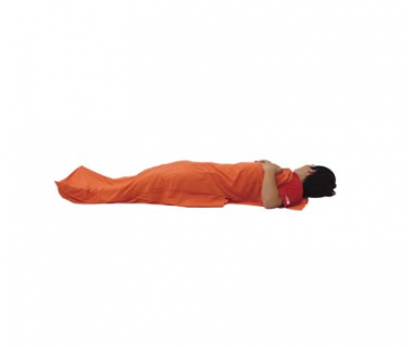 Wkładka do śpiwora Thermolite Liner k:sunglow orange