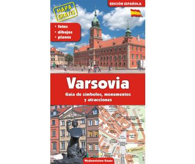 Varsovia. Guia de simbolos, monumentos y attracciones