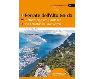 Via Ferratas in Lake Garda (Ferrate dell'Alto Garda)
