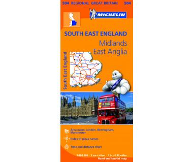 M 504 South East England