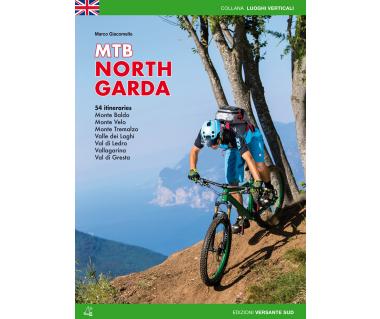 Mountain Bike North Garda. 54 itineraries