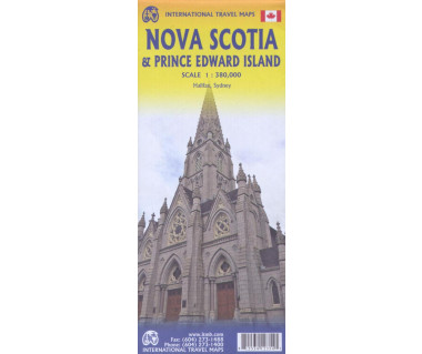 Nova Scotia & Prince Edward Island