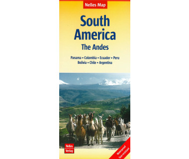 South America The Andes