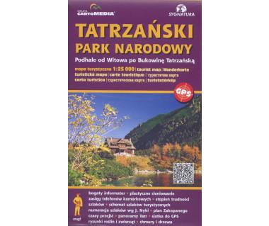 Tatrzański PN (Podhale od Witowa po Bukowinę T.)