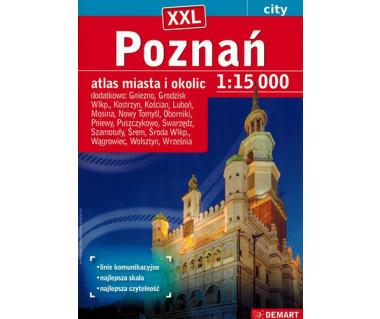 Poznań atlas XXL