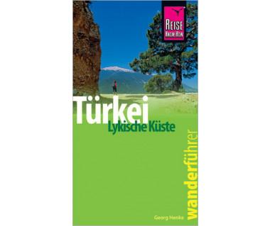Turkei, Lykische Küste
