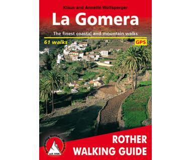 La Gomera Rother walking guide
