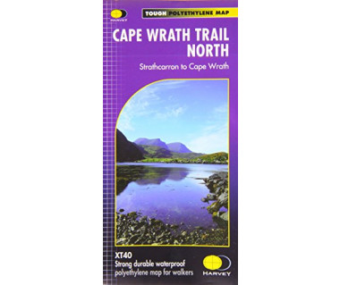 Cape Wrath Trail North (Strathcarron to Cape Wrath)