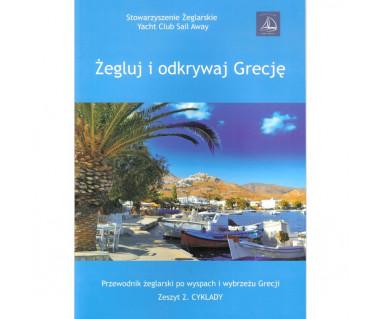 Żegluj i odkrywaj Grecję. Zeszyt 2. Cyklady