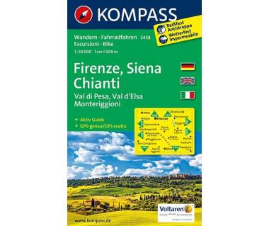 K 2458 Firenze, Siena, Chianti