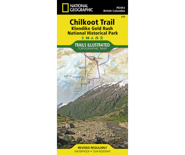 254 :: Chilkoot Trail, Klondike Gold Rush National Historic Park